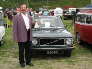 3. Raimo ja Volvo