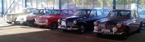 Amazoneja, Opel ja Talbot