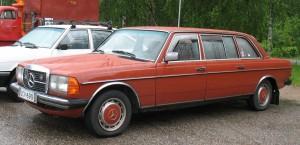 MB Long Limousine