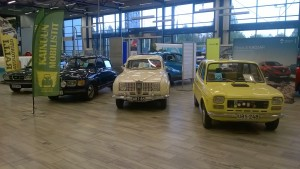 Saabeja ja Fiat