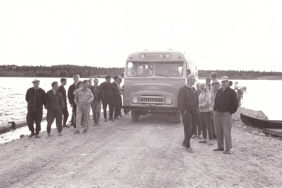 matkahuolto lähetysseuranta Lahti