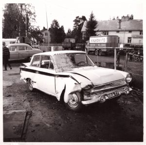 Kainuun Mobilistit | Vanhoja kuvia. Moottoriurheilu.